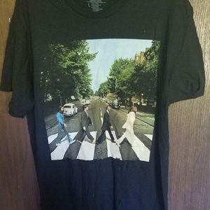 Beatles graphic tshirt